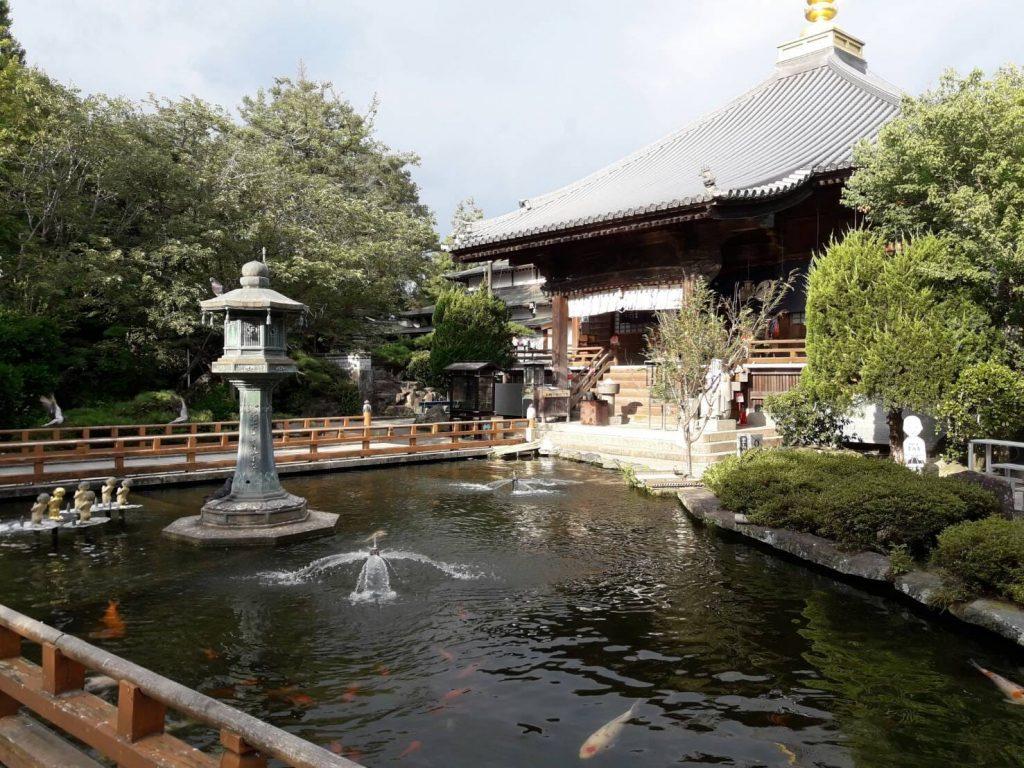 Les 88 temples