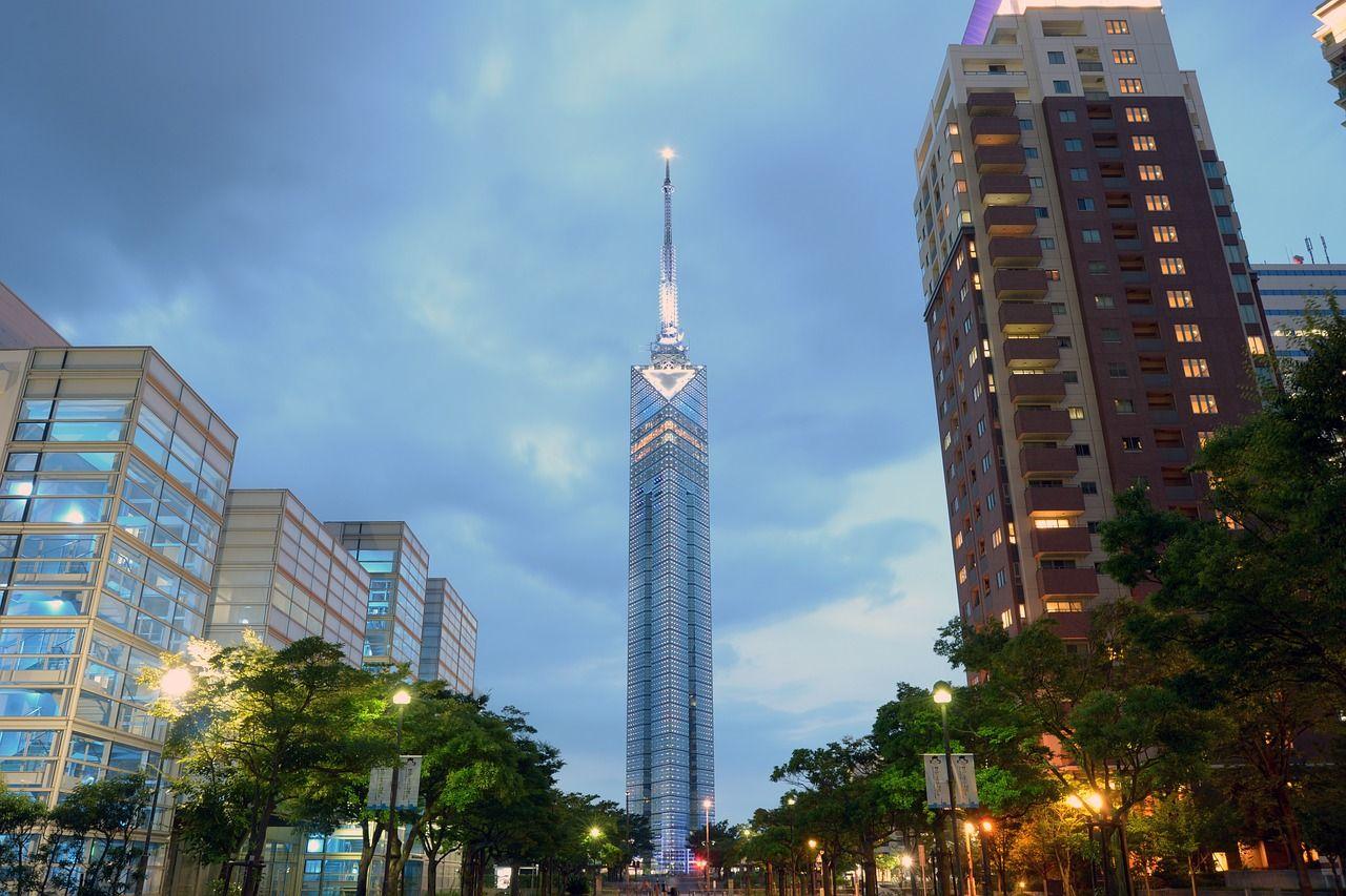 Fukuoka – Capitale de Kyushu et des gourmets
