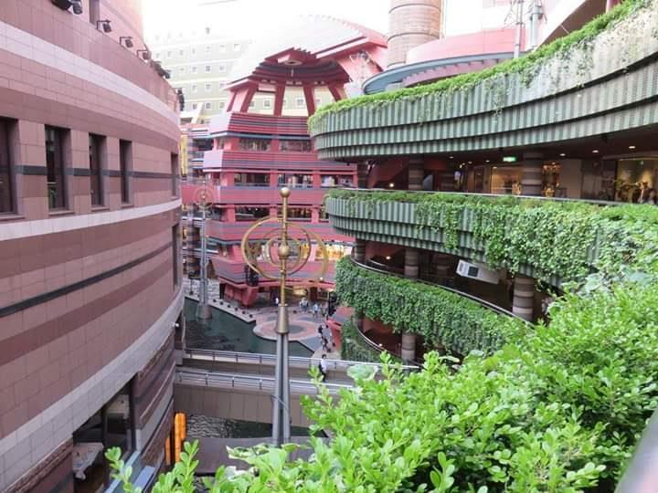 Canal City à Fukuoka