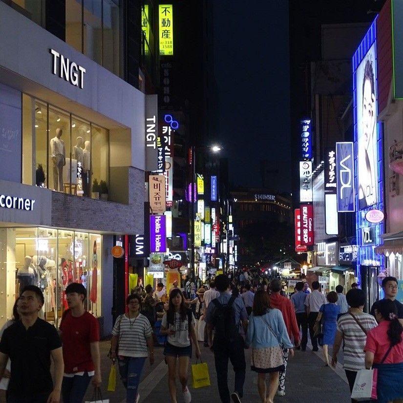 Visiter Hongdae