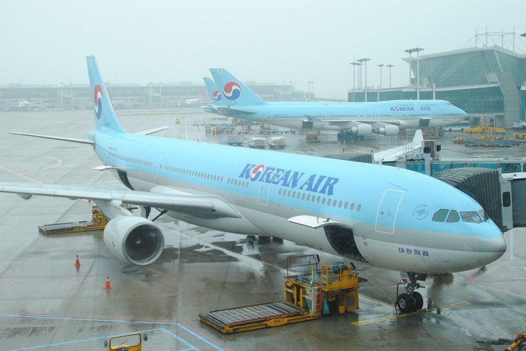 Aéroport ICN Séoul