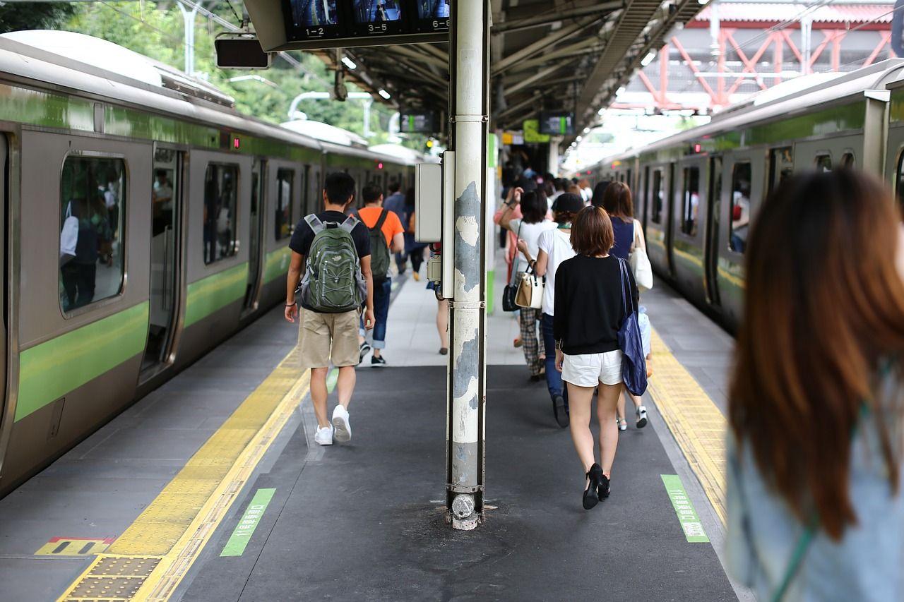les transports en commun à Tokyo