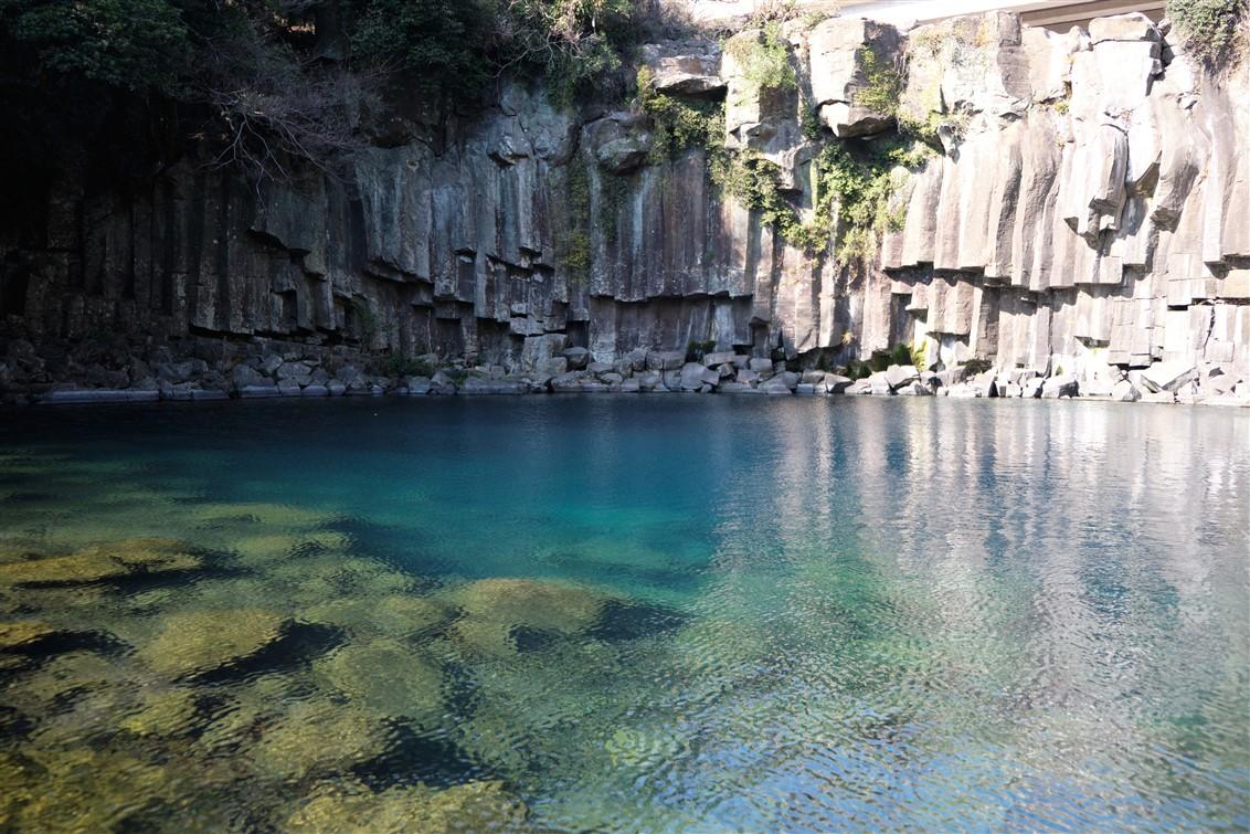 cheonjeyeon pokpo falls