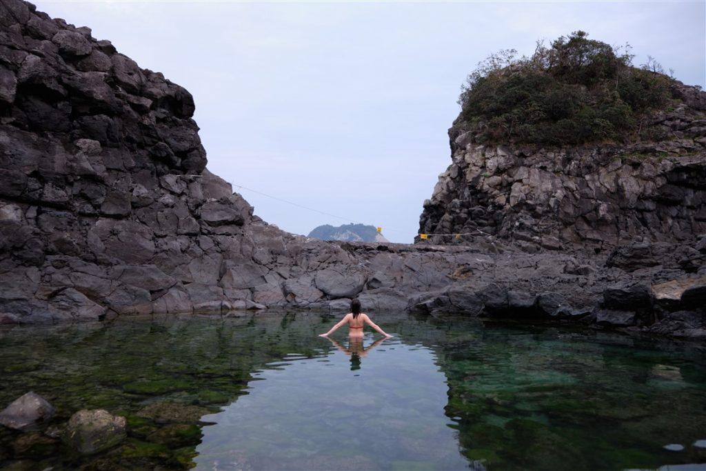 Les Hwanguji pools