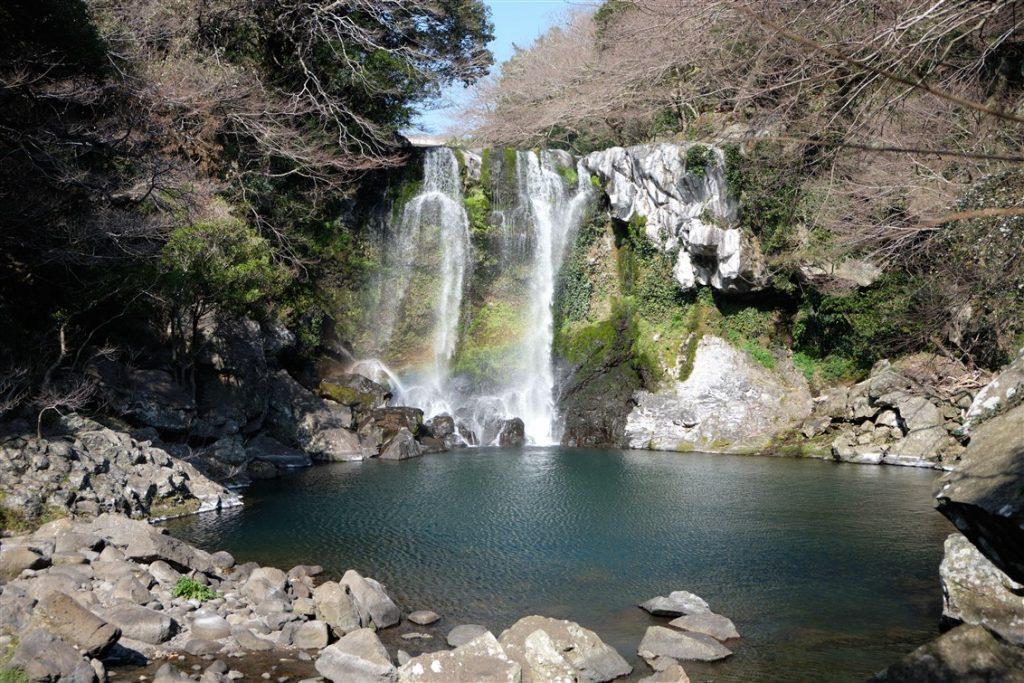 Jeju falls
