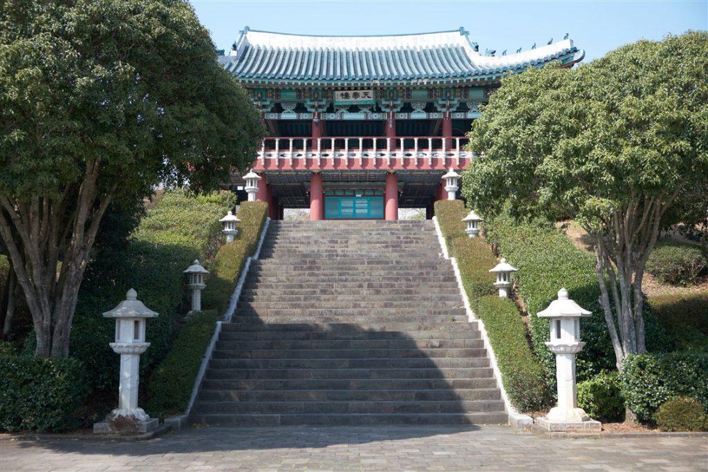 Sanctuaire à Jeju