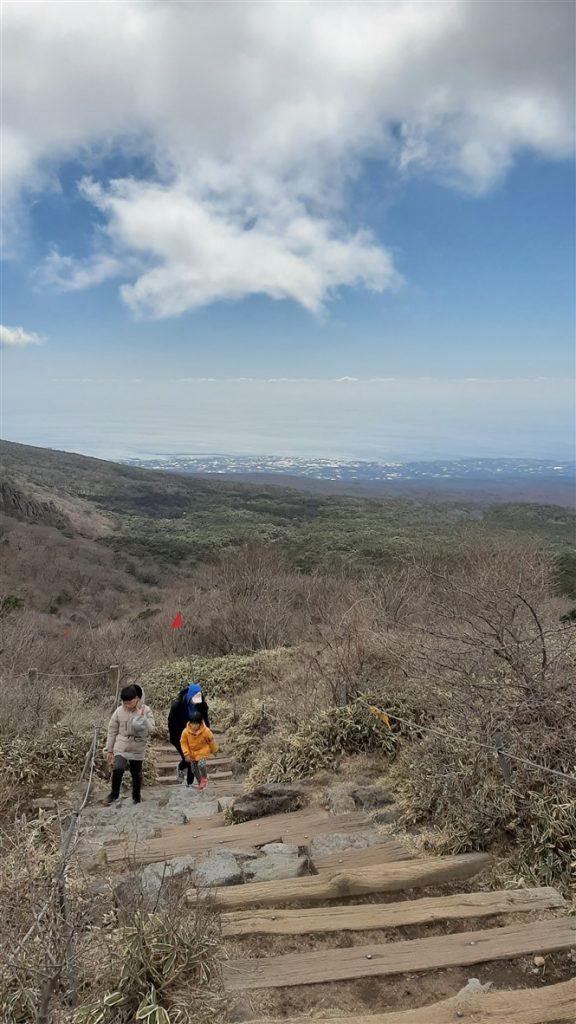 Le Yongsil trail