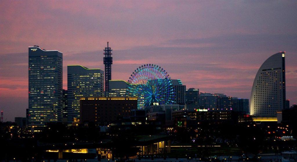 Kannai à Yokohama