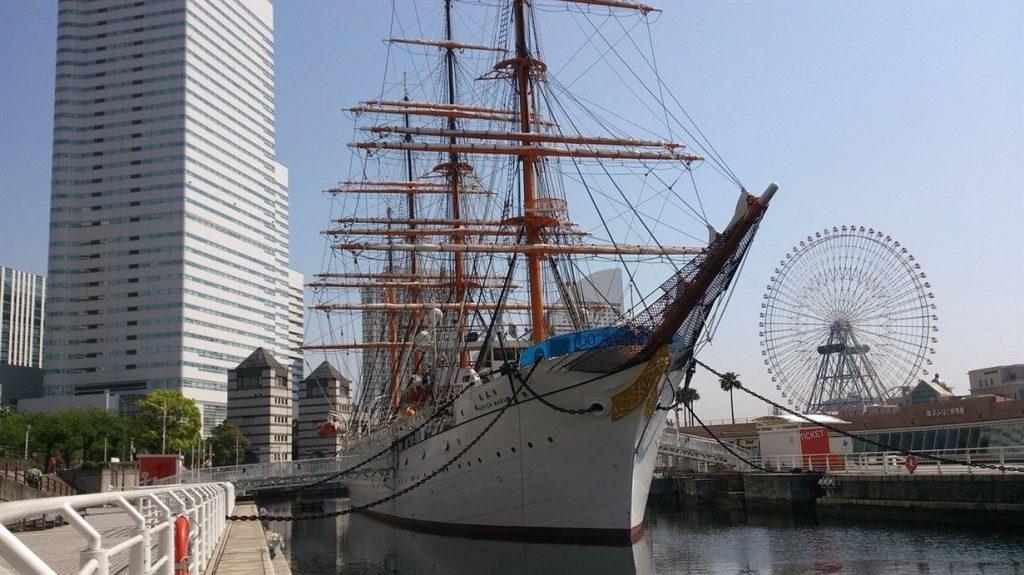 Visiter Yokohama