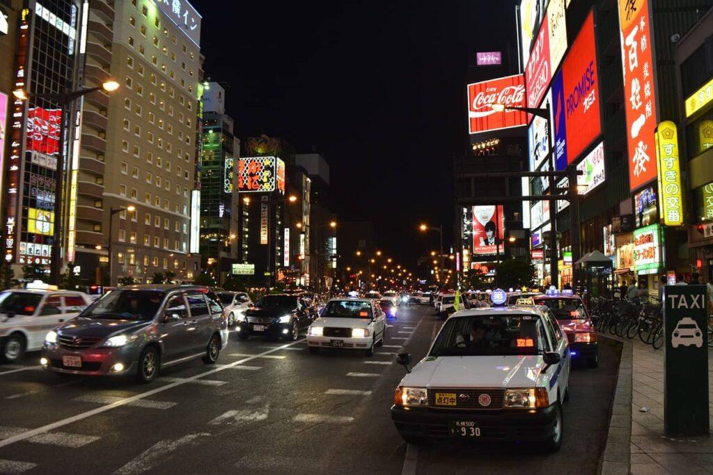 La capitale d'Hokkaido