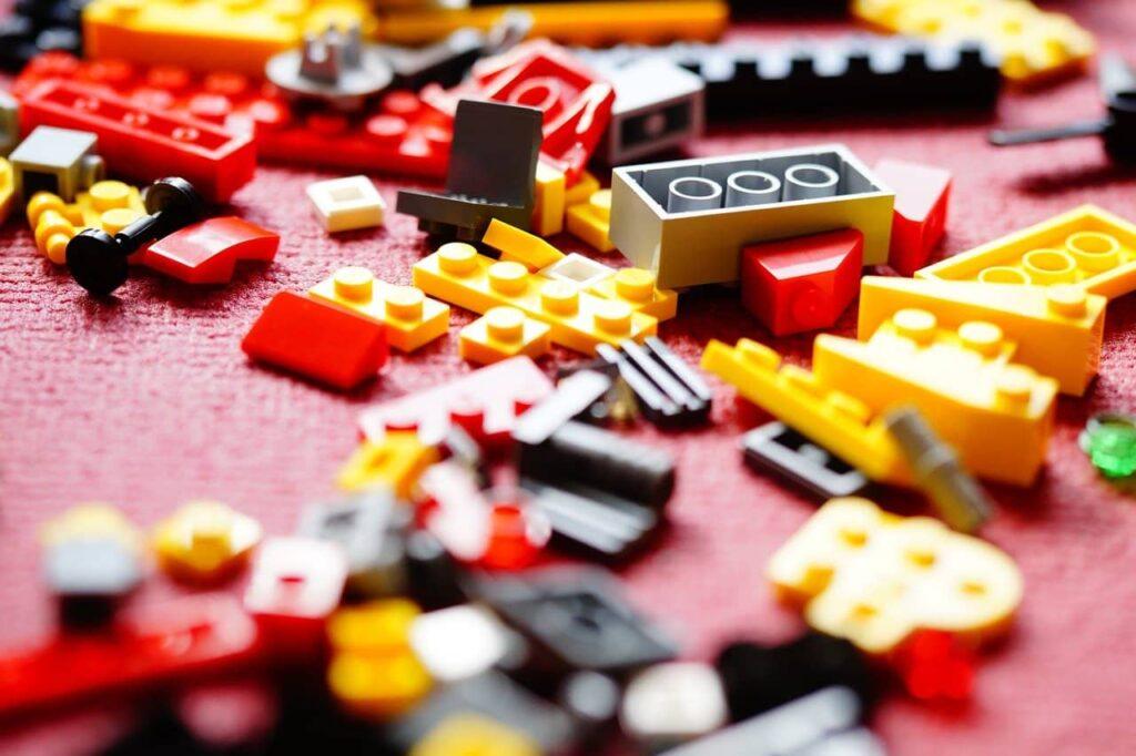 Des Lego