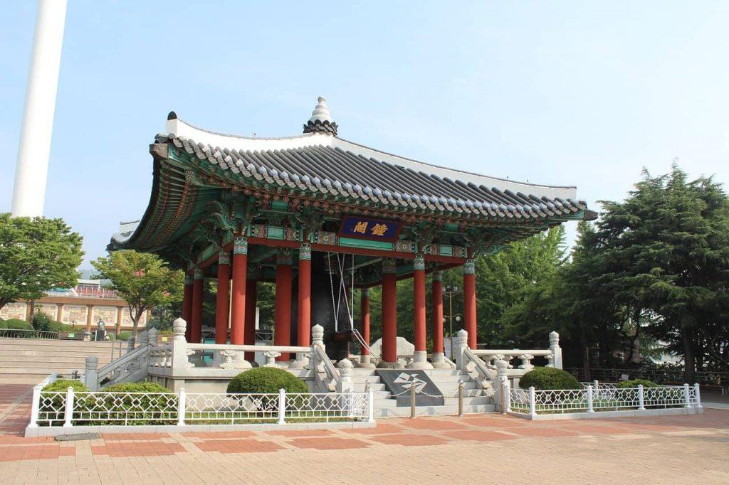 Le quartier de Yongdusan