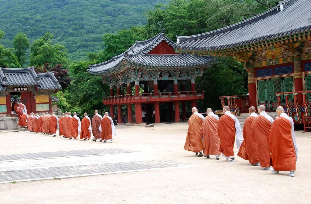 Le temple Beomeosa
