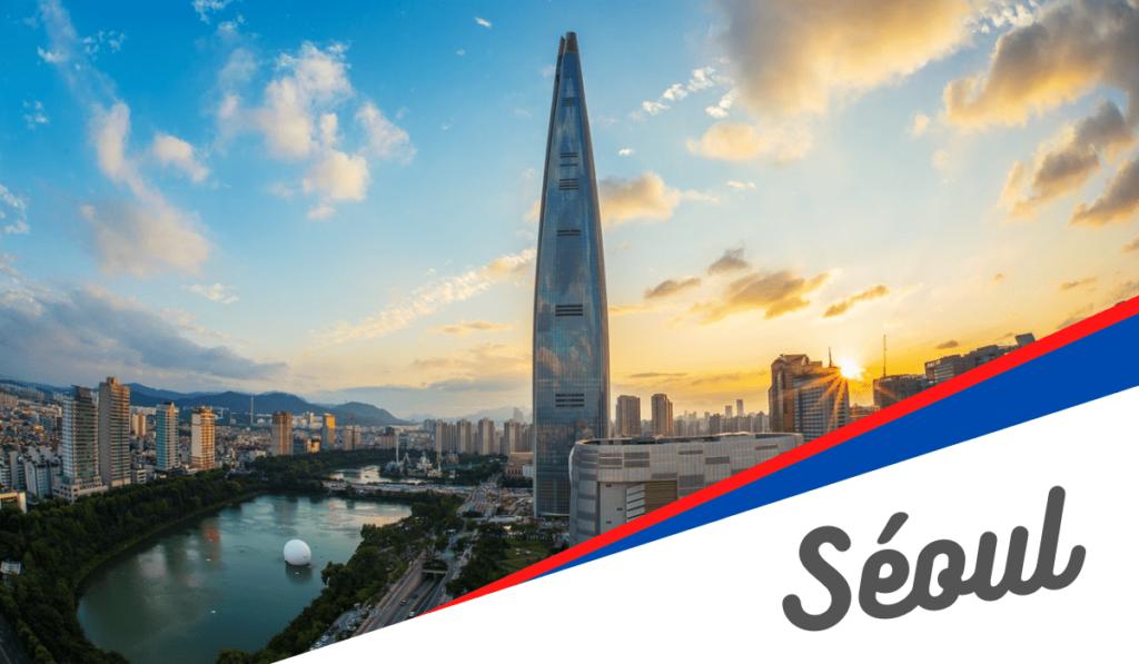 Lotte World à Séoul