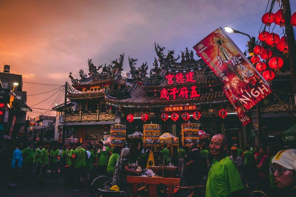 Visiter Taïwan