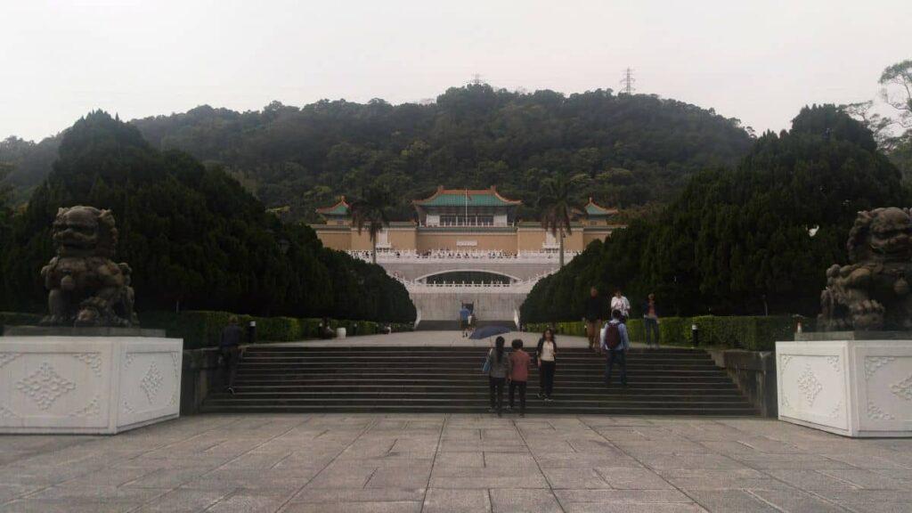 Le musée national du palais