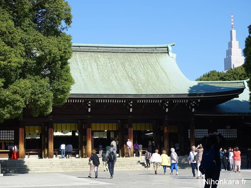 Le Meiji Jingu